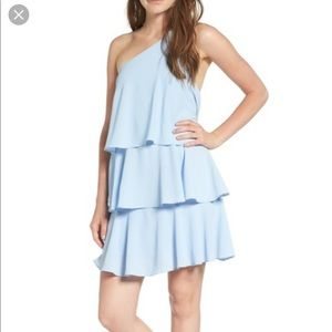 Leith Kentucky Blue dress NWT